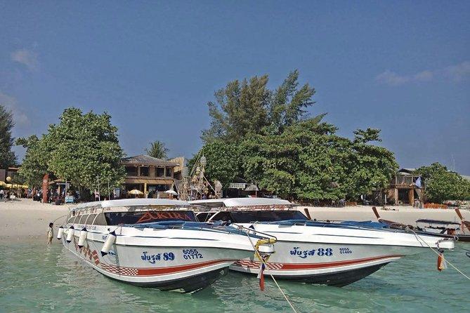Koh Mook nach Koh Ngai mit dem Speedboot Satun Pakbara