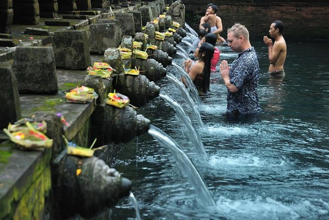 A Day Ubud Tour Waterfall And Tample