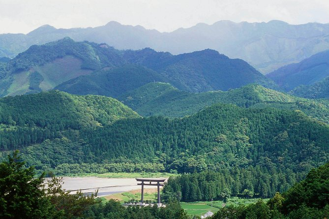 Kumano World Heritage Tour with Local Guide