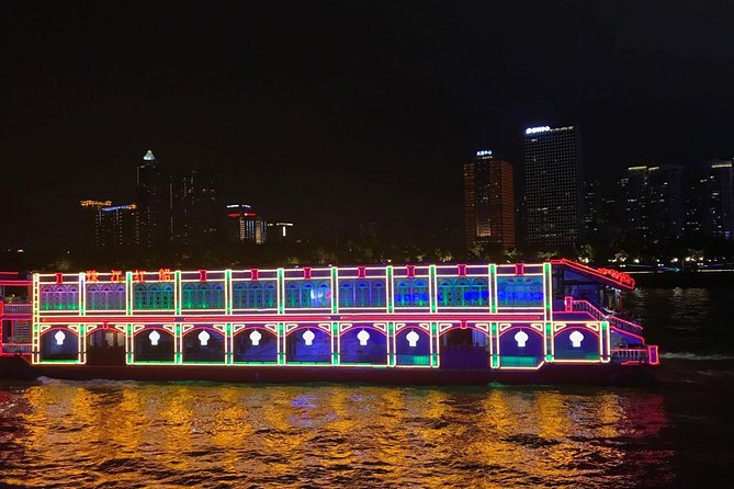 Guangzhou Layover Private Tour to Canton Tower and Pearl River Cruise with Meal photo 4