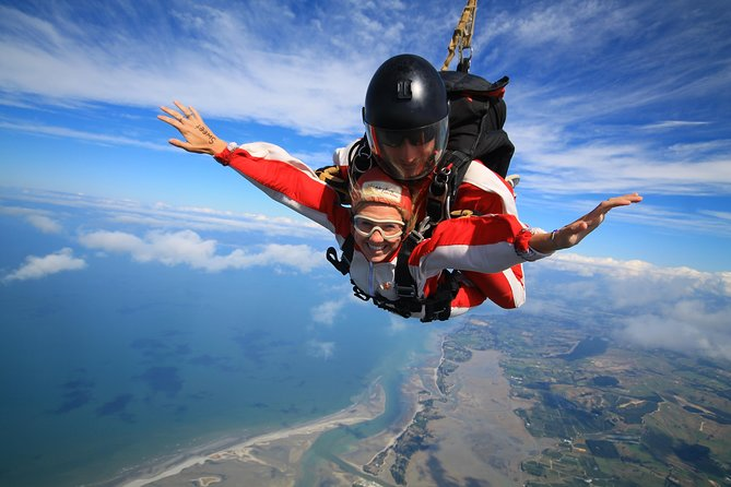 13,000ft Skydive over Abel Tasman with NZ's Most Epic Scenery