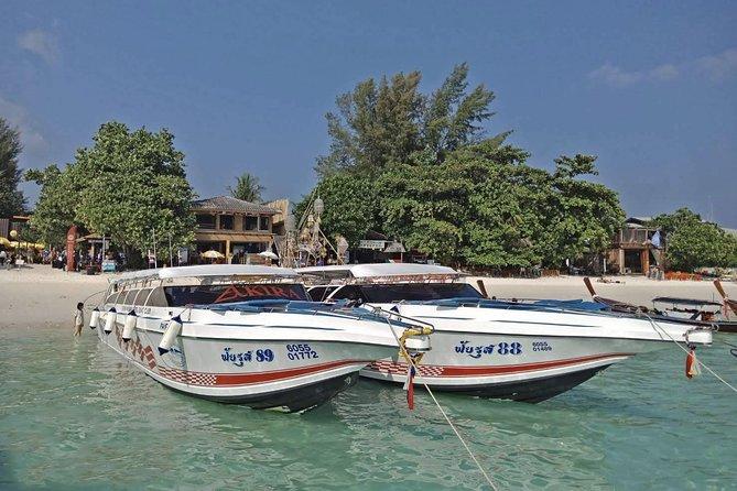 Koh Ngai to Koh Mook by Satun Pakbara Speed Boat