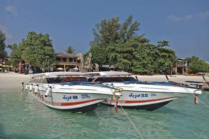 Koh Ngai to Koh Phi Phi by Satun Pakbara Speed Boat