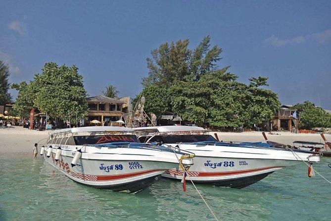 Koh Ngai to Phuket by Satun Pakbara Speed Boat