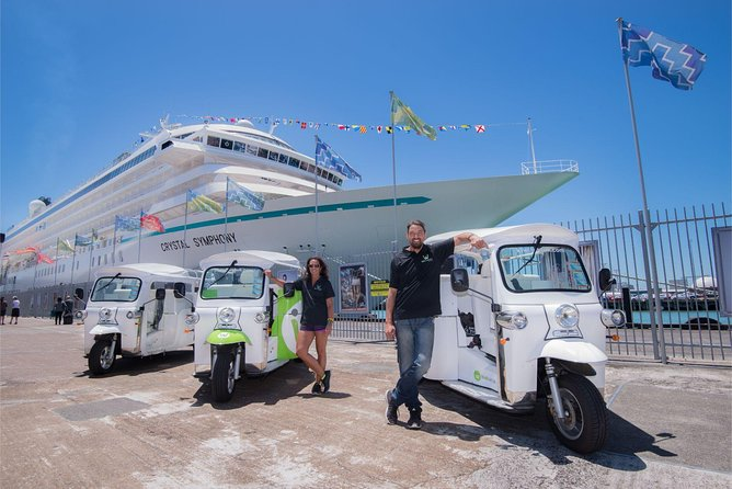 Classic Two Hour Electric Tuk-Tuk Private Heritage and Cultural Tour