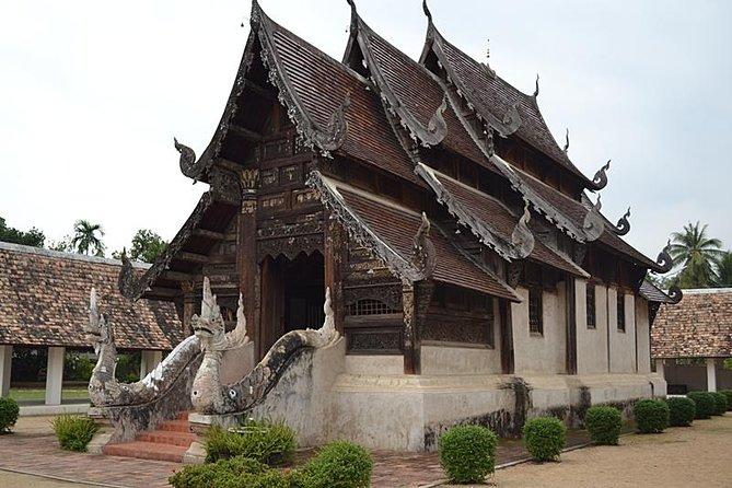 Unique unseen temple Chiangmai