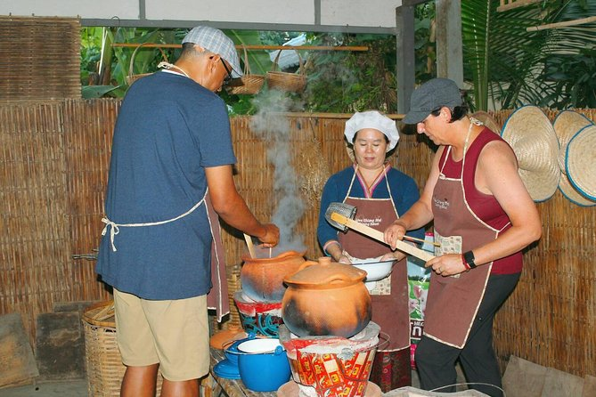Chiang Mai Unique Lanna Cuisine Cooking Experience with Locals