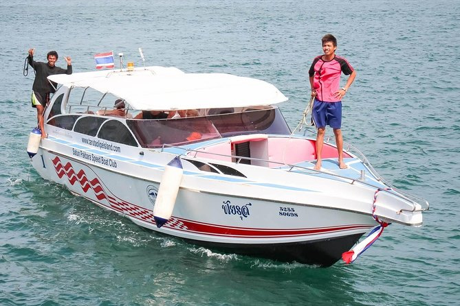 Koh Phi Phi to Phuket by Satun Pakbara Speed Boat