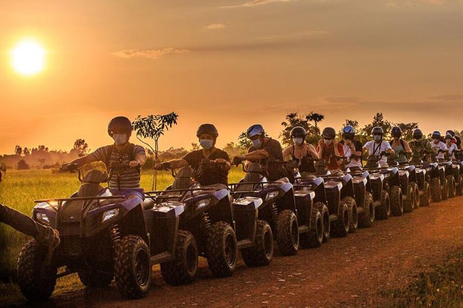 Sunset Quad Bike Experience – 1 Hour