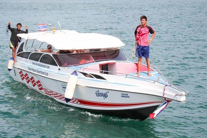 Koh Tarutao nach Koh Lipe mit dem Speedboot Satun Pakbara