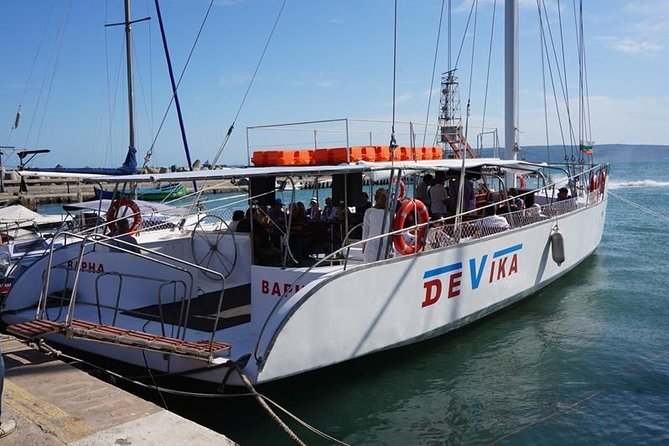 Unique Boat Trip Experience from Varna