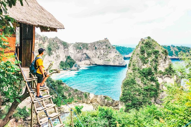 East Nusa Penida Small Group Tour: Atuh Beach & Diamond Beach – Full Day