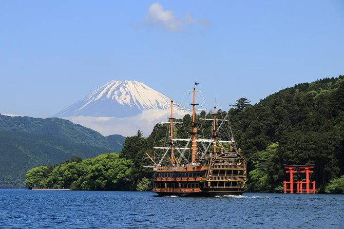1-Day Hakone Private Custom Tour from Tokyo by Chartered Vehicle