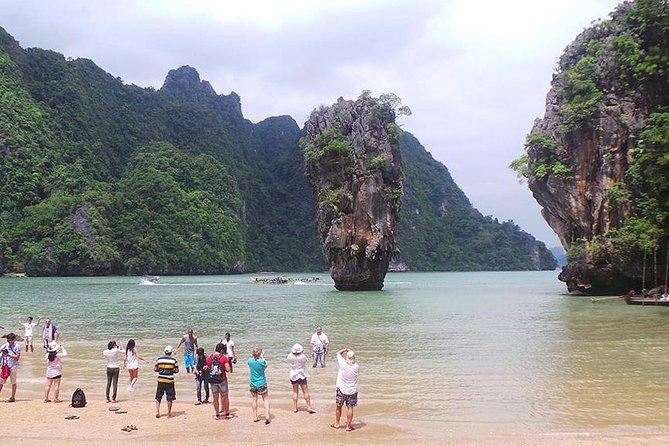James Bond Island and Phang Nga Bay Tour from Phuket