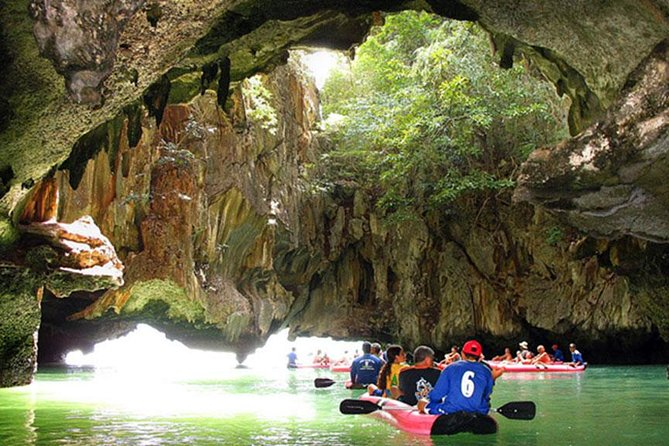 James Bond Island Sightseeing(No Canoeing) Tour by Speedboat from Krabi photo 8