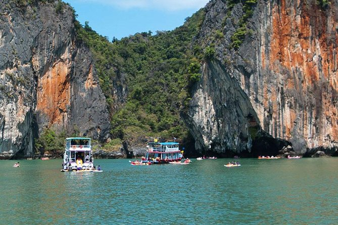 James Bond Island Sightseeing(No Canoeing) Tour by Speedboat from Krabi photo 4