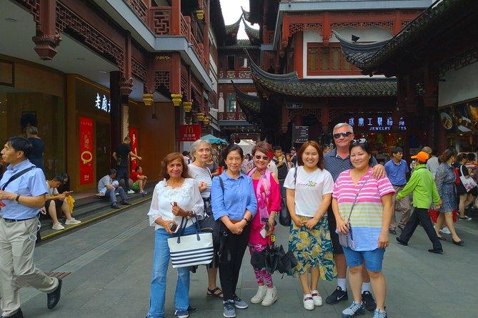 Shanghai day trip:Yuyuan garden,Bund,Shanghai Museum,Former French Concession