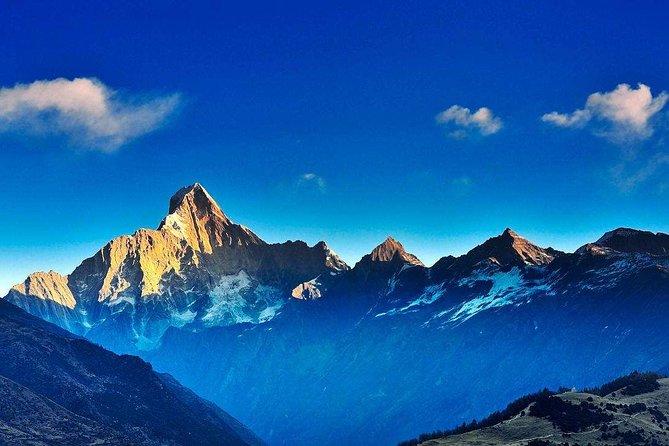 Siguniang Mountain Dafeng & Erfeng Trekking 5 Days Private Tour