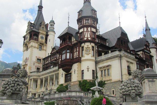 Peles Castel, Brașov