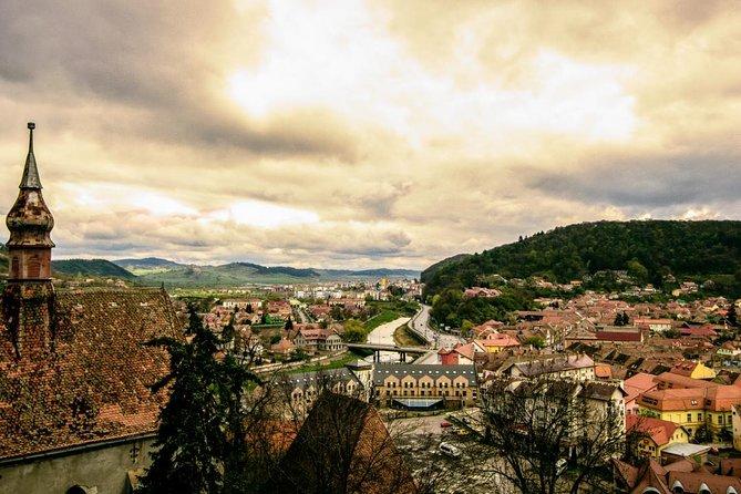 5 days Transylvanian city tour