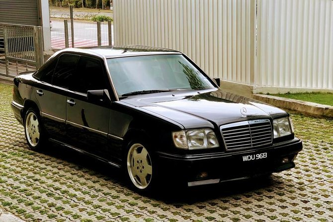 Classic Countryside Tour by 1994 Mercedes Model