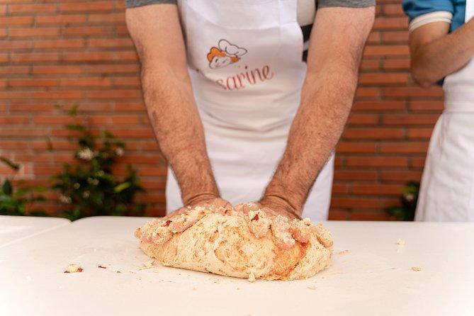 Private Pizza & Tiramisu Class at a Cesarina's home with tasting in Bari