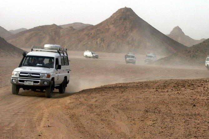 Egypt self-driving journey