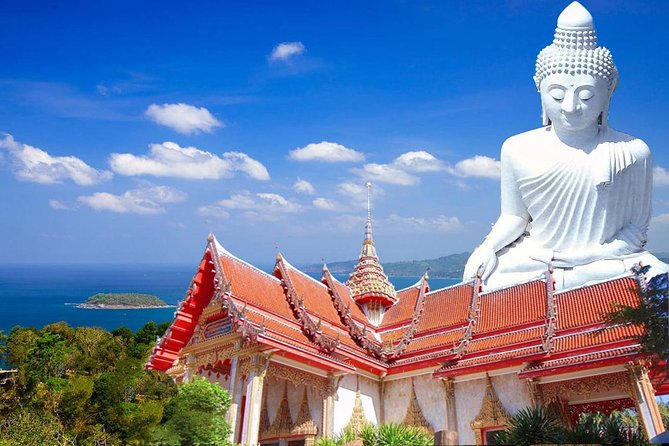 Amazing Phuket Island Guided Tour & Big Buddha