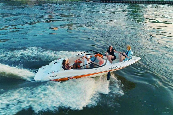 Rent a boat - Gamma Cruise