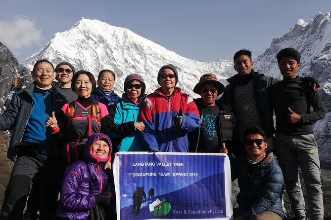 Langtang Valley Trek - 10 Days