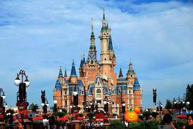 Shanghai Disneyland Resort Transfer To Pudong Airport