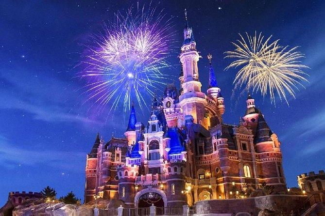 Shanghai Hongqiao Airport Transfer To Disneyland Resort