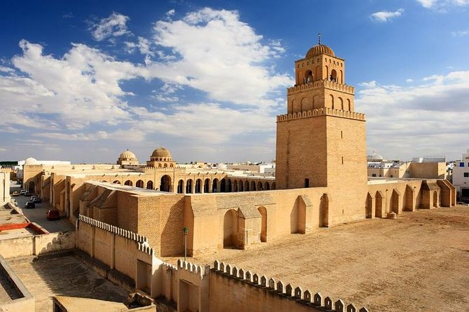From Tunis, Sousse and Hammamet: Visit Kairouan and its great mosque