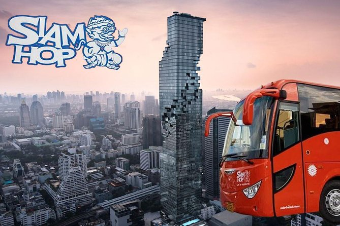 Siam Hop - Hop On Hop Off Bus