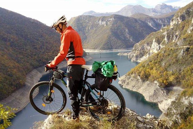 Piva Lake Ring Biking Tour
