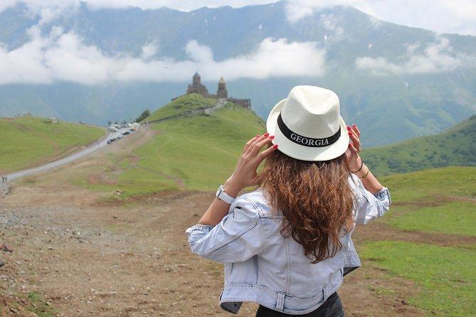 Wonderful Day trip to KAZBEGI