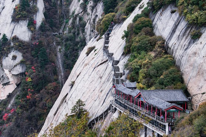 Private Mt. Huashan Hiking Tour from Xi'an, Sian, CHINA