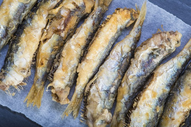 Small-group Street food tour in Pescara