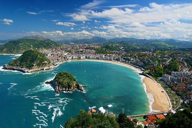 San Sebastian Private Day Tour from Bilbao with Hotel or Cruise Port Pick-up