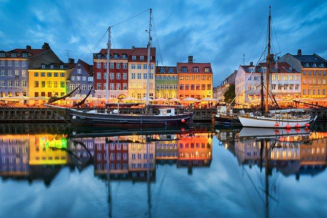 Excursão terrestre: Destaques de Copenhague e o Palácio de Christiansborg