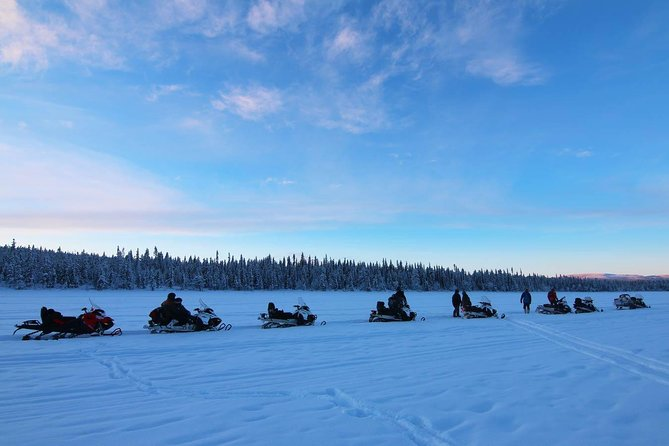 Afternoon Snowmobile Tour photo 4
