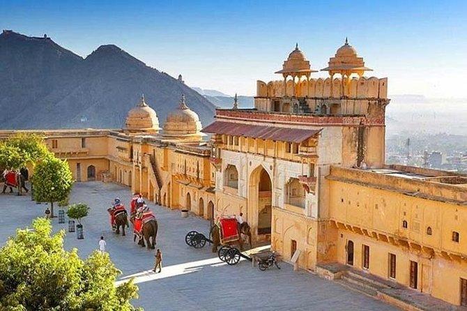 Jaipur Full Day Tour - Visit & Explore UNESCO World Heritage City
