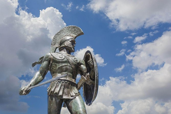 Meet the Spartan & Mystras culture, the birthplace of the Olympics in 2 days