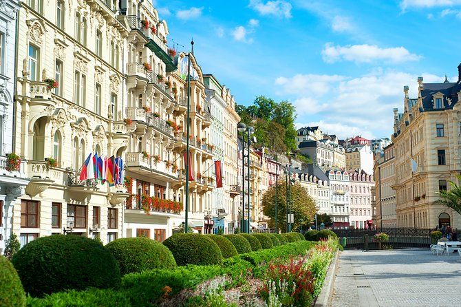 Tour of Karlovy Vary photo 2
