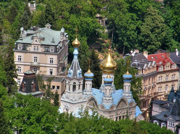Tour of Karlovy Vary photo 3