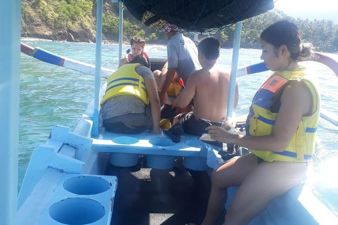 Snorkeling blue lagoon amuk bay (2locations)