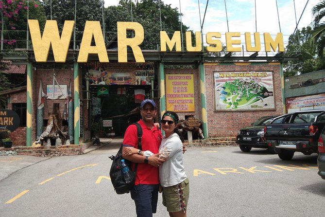 Penang Day Tour Private (per Vehicle)