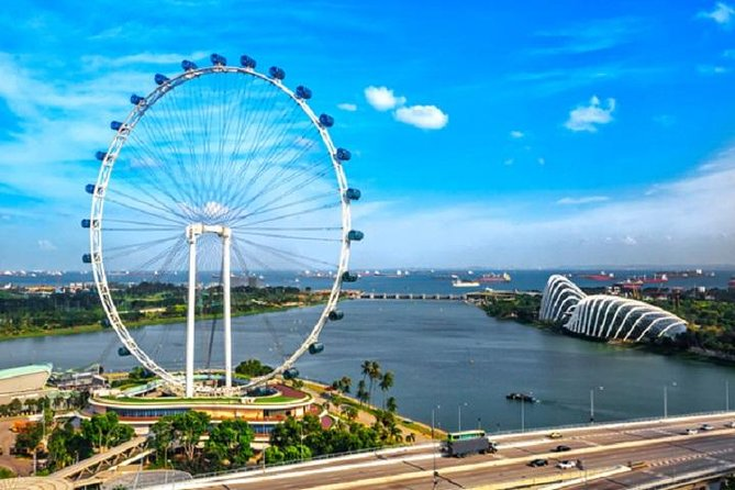 Private One Day Highlight Tour of Singapore with Singapore Flyer