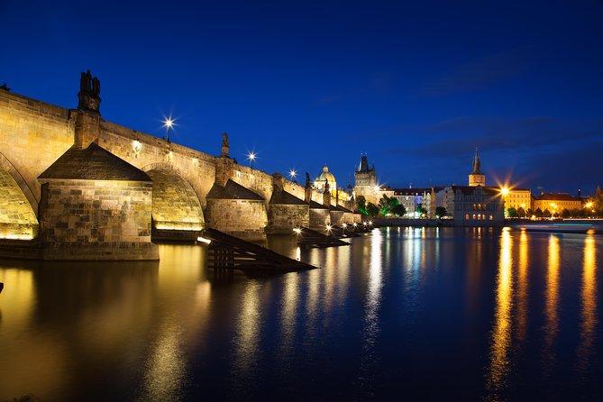 Vltava Dinner Cruise with Music in Prague