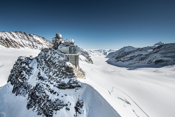 Jungfraujoch Top of Europe Day Trip from Lucerne